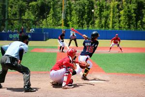 Baseball Team of DKU won the 98th National Sports Festival Champion