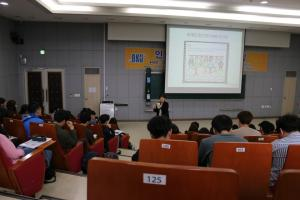 Member of the National Human Rights Commission Gave a Lecture about the Human Rights