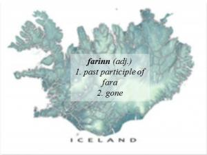 The Murder of the Icelandic Language